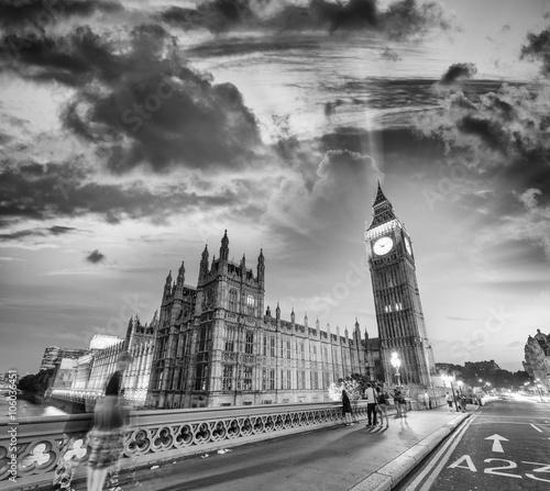 Photo  Skyline of London, UK