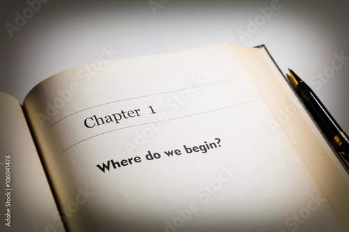Photo  Where do we begin