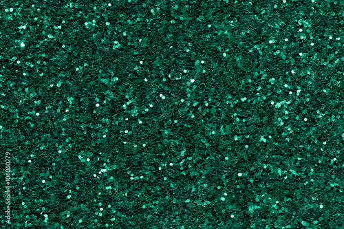 emerald color glitter texture abstract background Wallpaper Mural