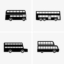 Double Decker Buses, Shade Pictures
