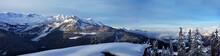 Vue Panoramique Sur Les Arcs D...