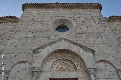 Fotografie, Obraz  Chiesa di San Bartolomeo Campobasso