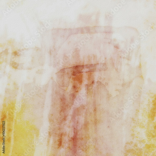 Spoed Foto op Canvas Weg in bos abstract brush stroke grunge old wall background