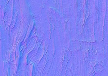 This Is A Normal Map For Wood