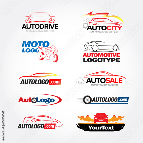 10 Auto Logos Car Logo Templates Auto Cars Car Logo Speed