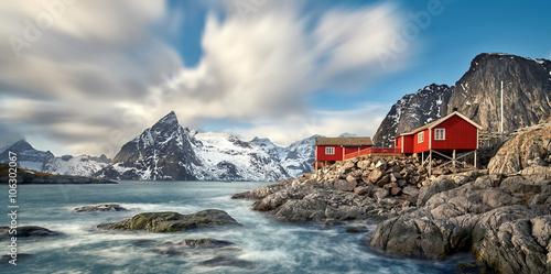 Photo  Lofoten - Panorama Hamnoy