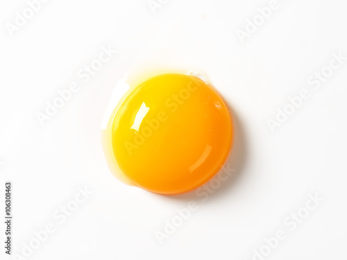 Raw egg yolk
