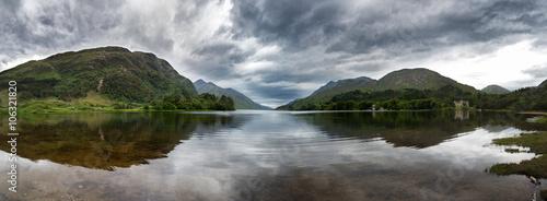 Photo  Loch Shiel panorama