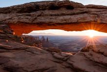 Canyonlands National Park Mesa...