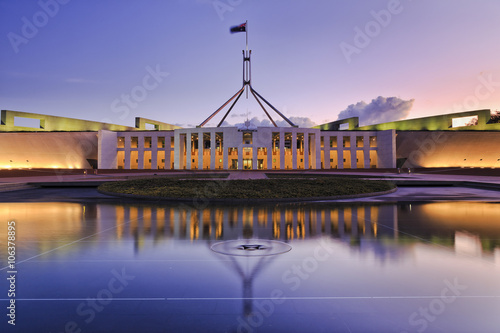 Fotografia CAN parliament Set reflect