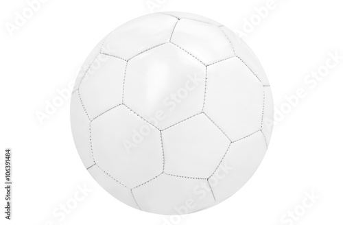 Fotografie, Obraz  isolated retro soccer ball incl. clipping path