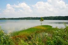 Eagle Creek Reservoir, Indiana, USA