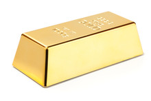 Gold Bullion Close-up