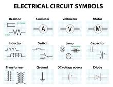 Common Circuit Diagram Symbols