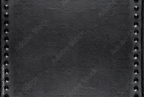 Fotografia  black abstract background