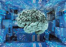 Cérebro Desintegrando
