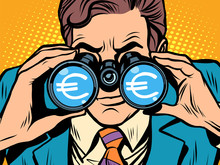 Monitoring The Currency Euro Exchange Rate