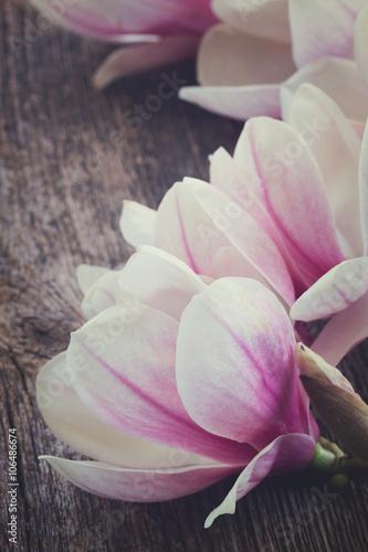 kwiaty-magnolii-na-drewnianym-stole