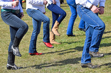 Western Show Dance
