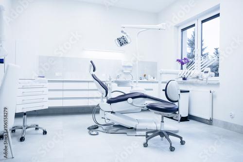 obraz PCV Modern dental practice.