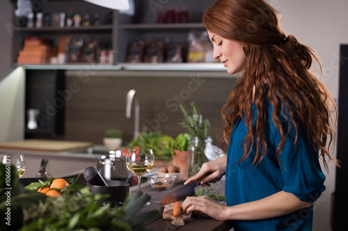 Photo  Meal preparation