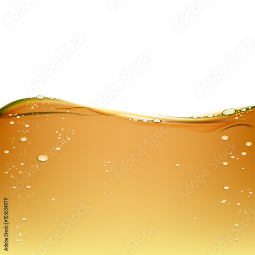 Cuadros en Lienzo Background olive oil isolated on a white background. Engine oil