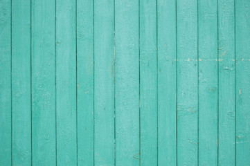 green wooden planks, wooden background