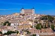 Alcazar in Toledo - Spain