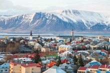 Reykjavik The Capital City Of ...