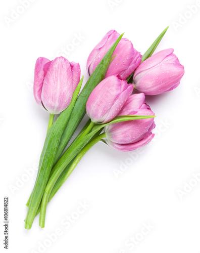 bukiet-swiezych-kwiatow-tulipanow-rozowy