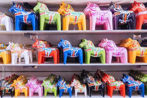 Fotografía  horse souvenir from Sweden