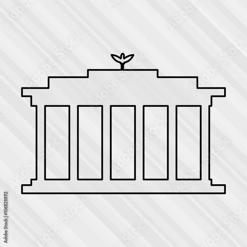 Fotografia, Obraz  world monument design