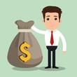 money concept design