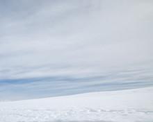 Endless Antarctica Landscape