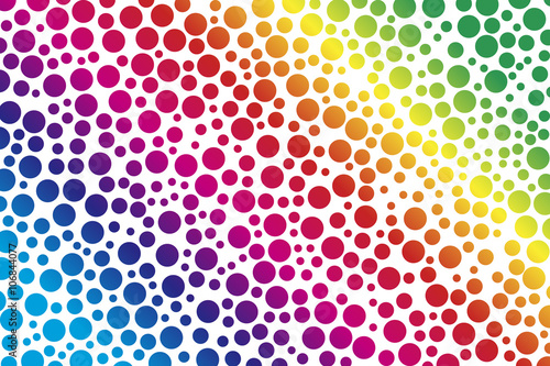 Valokuva  Background material wallpaper, Polka dot, polka dots, dot, dots, spots, dimples,