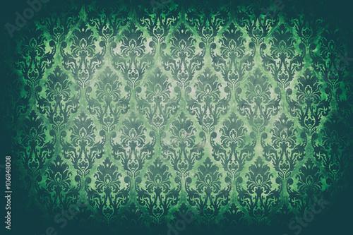 zielony-rocznika-wzor-na-starej-scianie-w-starym-typ-kamery-tonowaniu