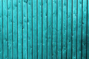 turquoise wooden background texture