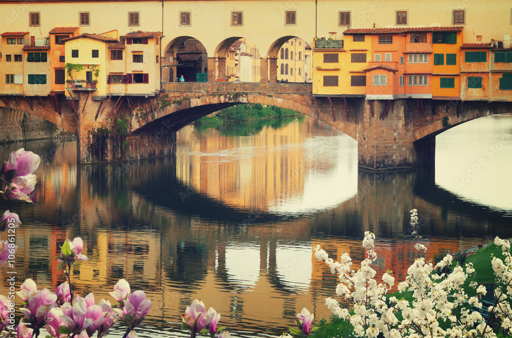 Photo  Ponte Vecchio, Florence, Italy
