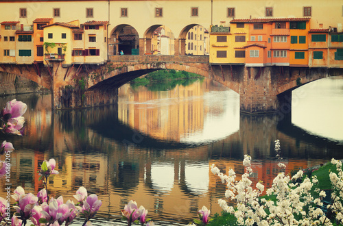 Photo Ponte Vecchio, Florence, Italy