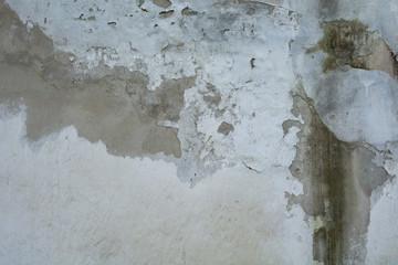 Stara popękana ściana