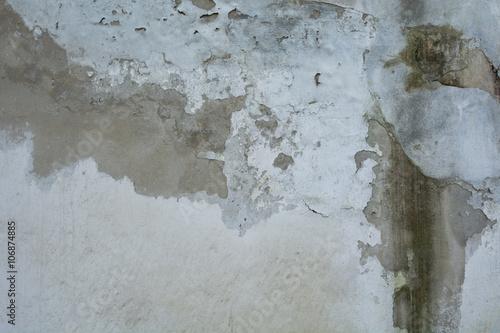 Stara popękana ściana - fototapety na wymiar