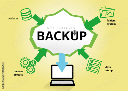 backup blank for web site advertising banner poster board and