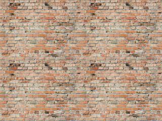Panel Szklany brick wall