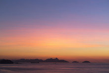 View From Copacabana Beach At ...
