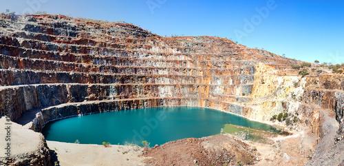 Fotografía Mary Kathleen mine near Mount Isa