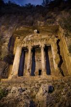 The Tomb Of Amyntas, Lycian Ro...