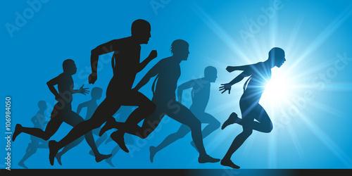 Photo Course à pied - Sprint