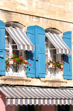 French Window In South France