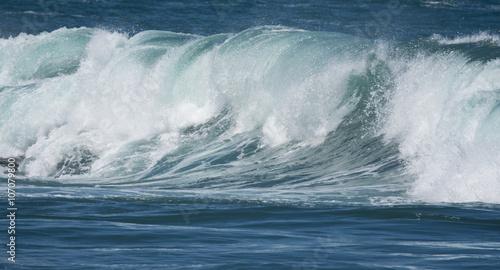 Poster Mer / Ocean big sea wave