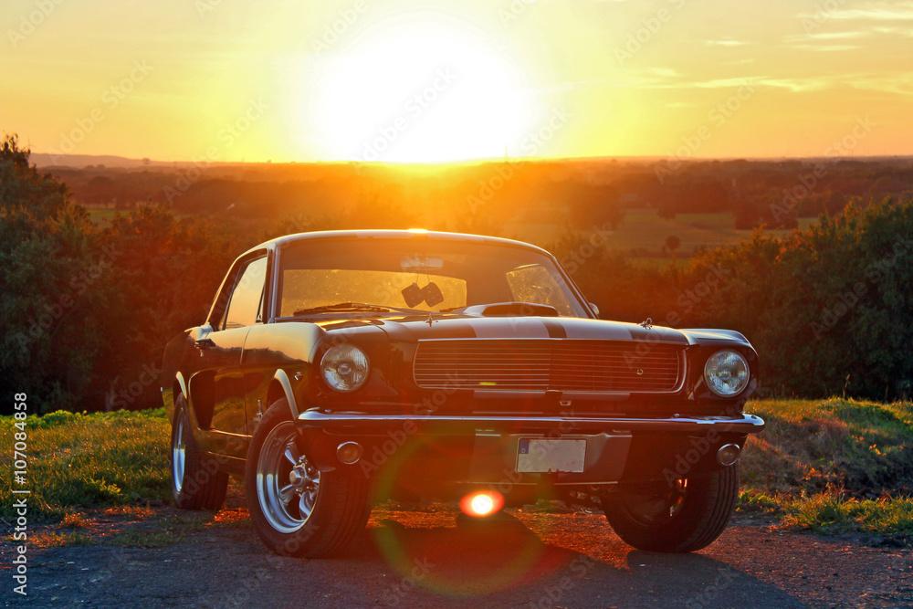 Fotografija  Ford Mustang 1966